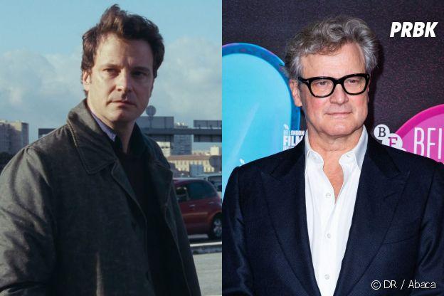 Colin Firth dans Love Actually vs en 2020