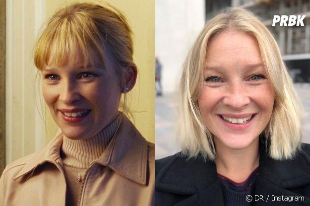 Joanna Page dans Love Actually vs en 2020