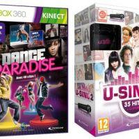 U-Sing 2 et Dance Paradise ... chantez et dansez pour Noël