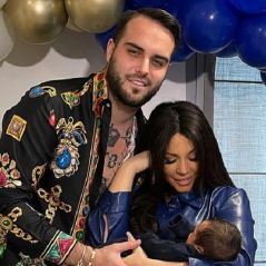 Nikola Lozina et Laura Lempika : voilà pourquoi ils ne montrent pas le visage de bébé Zlatan
