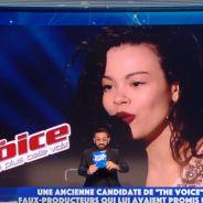 The Voice : une ancienne candidate arnaquée par un faux manager, elle raconte son histoire