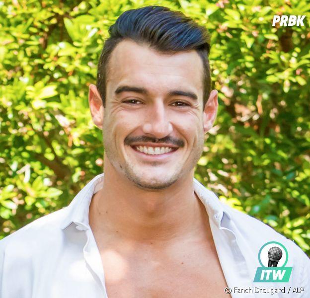 Tristan (La Villa des Coeurs Brisés 6) : Inès, Cassandra, problématique... il se confie (Interview)