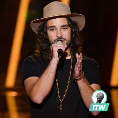 Quentin (The Voice 2021) : Marc Lavoine, Nikos en coulisses, son enfant... Il se confie (itw)