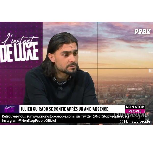 """Julien Guirado violent avec Marine El Himer : """"J'ai été trop loin"""", il revient sur cette """"période noire"""""""