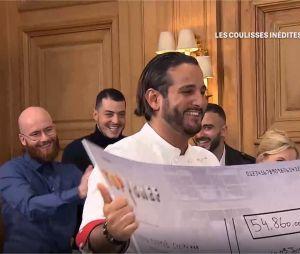 Top Chef 2021 : Mohamed Cheikh remporte 54 860 euros
