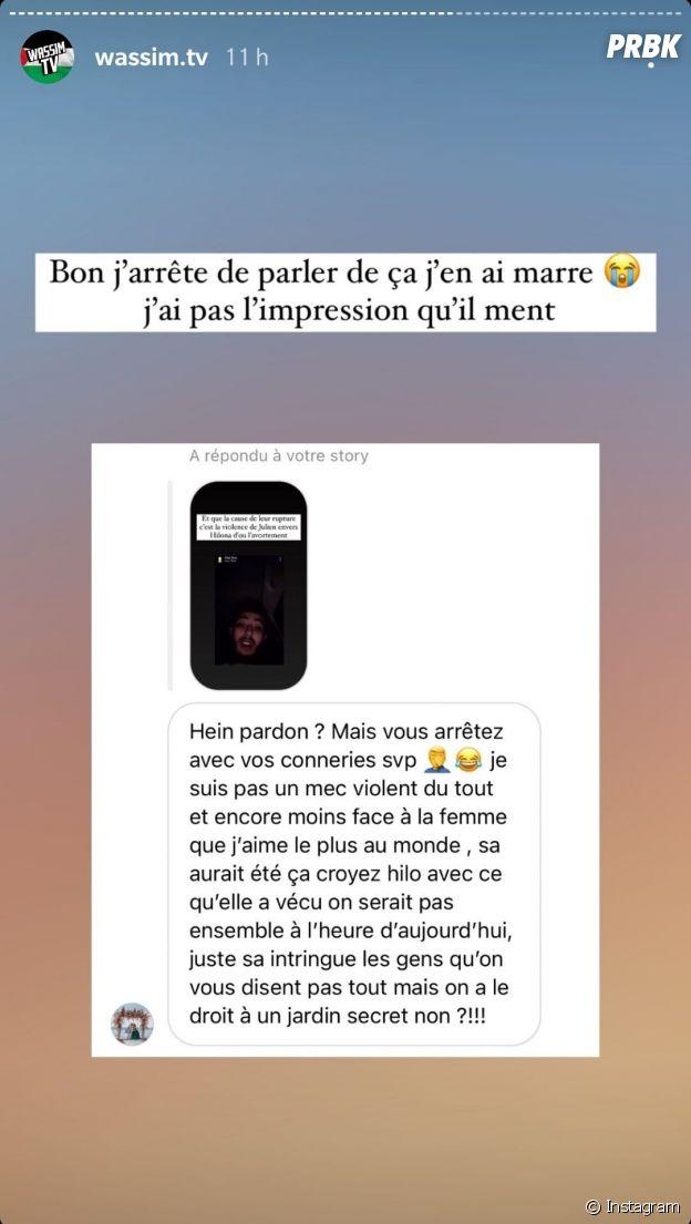 """Julien Bert et Hilona Gos : """"violences conjugales"""", """"avortement""""... le couple réagit aux rumeurs"""