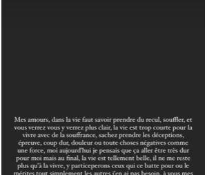 Hilona (Objectif Reste du Monde) se confie sur sa séparation avec Julien Bert