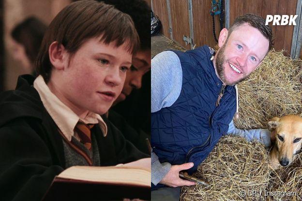 Devon Murray dans le premier film Harry Potter VS aujourd'hui