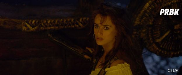 Penelope Cruz a été doublée par sa scène pour une scène dénudée dans Pirates des Caraïbes