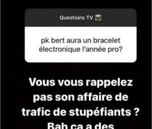 Julien Bert va-t-il avoir un bracelet électronique ?