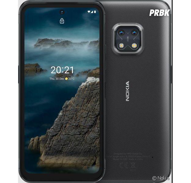 Le Nokia XR20, encore plus résistant que le 3310 ?