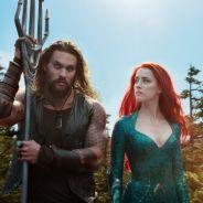 Aquaman 2 : Amber Heard virée ? Un producteur répond aux pétitions