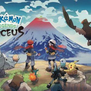 Légendes Pokémon - Arceus : le nouveau jeu qui va révolutionner la saga ? Nouvelle bande-annonce