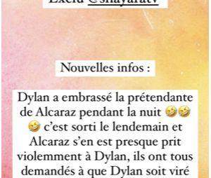 Dylan Thiry viré du tournage des Princes et les princesses de l'amour 5 ?