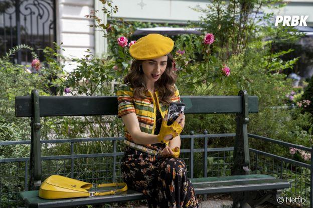 Emily in Paris saison 2 : les premières photos dévoilées