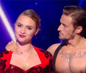 Aurélie Pons et Adrien Caby dans le prime de Danse avec les stars 2021 du 15 octobre sur TF1