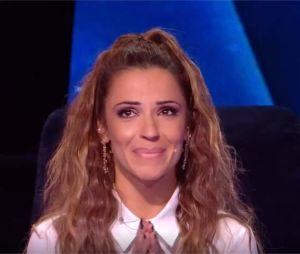 Denitsa Ikonomova en larmes dans le prime de Danse avec les stars 2021 du 15 octobre sur TF1