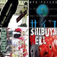 Parasite, Doubt, L'École emportée... les mangas à lire absolument pour Halloween