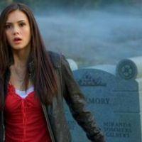 Vampire Diaries saison 2 ... Nina Dobrev rêve de Sacha Baron Cohen