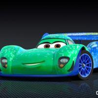 Cars 2 ... Une voiture brésilienne révélée