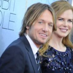 Nicole Kidman ... elle n'a pas présenté son bébé à ses enfants