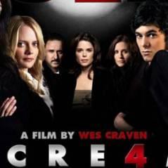 Scream 4 ... Un nouveau poster très nostalgique