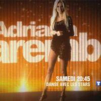 Danse avec les stars sur TF1 demain ... Adriana Karembeu fait sa bande annonce
