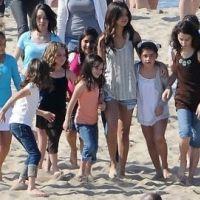 Selena Gomez ... Rayonnante sur le tournage de son prochain clip (photos)
