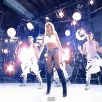 Britney Spears ... Ecoutez un extrait de ''Inside Out''