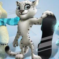 Jeux Olympiques d'hiver 2014 ... Les mascottes officielles