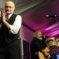 Phil Collins ... A la retraite à cause de son dos