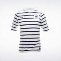 Equipe de France de Football ... le nouveau maillot extérieur signé Nike (photo et vidéo)