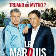 Le Marquis avec Franck Dubosc et Richard Berry ... NOTRE sortie ciné du jour