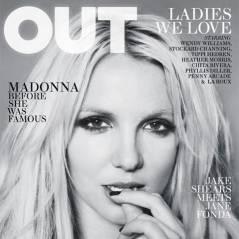 Britney Spears ... En couverture du magazine OUT (PHOTOS)