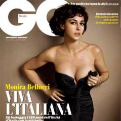 Monica Bellucci ... Sublime en couv' du GQ italien (PHOTO)