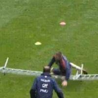 Franck Ribéry ... La vidéo buzz de sa grosse gamelle