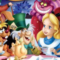 Alice au Pays des Merveilles ... le dessin-animé en DVD