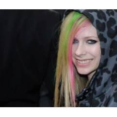 Avril Lavigne ... découvrez son nouveau single, Smile (AUDIO)