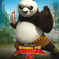Kung Fu Panda 2 ... l'affiche française (photo)