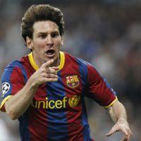 Lionel Messi trop fort pour le Real et déjà (presque) Ballon d'Or 2011 ... VIDEO de ses deux buts