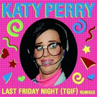 Katy Perry ... En mode Ugly Betty ... pour Last Friday Night (PHOTO)