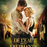 Robert Pattinson ... ''De l'eau pour les éléphants'' resiste au box-office US