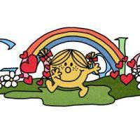 Google Doodle ... Les Monsieur Madame à l'honneur (PHOTOS)