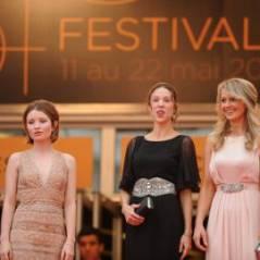Sleeping Beauty à Cannes ... Emily Browning éclipse les stars sur le tapis rouge (PHOTOS)