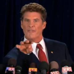 David Hasselhoff... Sa voix réveille les personnes dans le coma