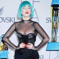 Lady Gaga ... Toute nue pour l'after des CFDA Fashion Awards