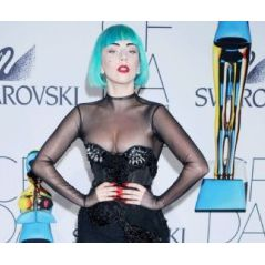 Lady Gaga ... Toute nue pour l'after des CFDA Fashion Awards