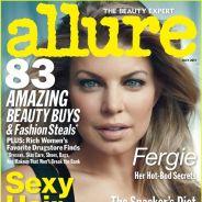 Fergie en couverture d'Allure... elle parle de son petit ventre (PHOTO)