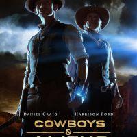 Cowboys et Envahisseurs ... Une affiche impressionnante (PHOTO)