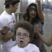 Keenan Cahill : Last Friday Night avec le cast de Glee (VIDEO)